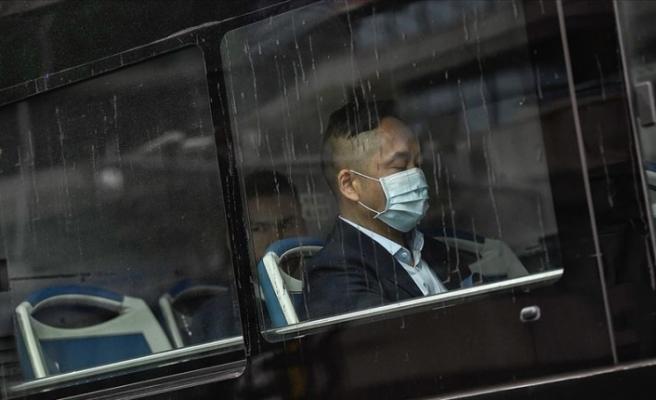 Yeni tip koronavirüs salgınının olduğu Çin'in Vuhan şehrinde toplu ulaşım durduruldu