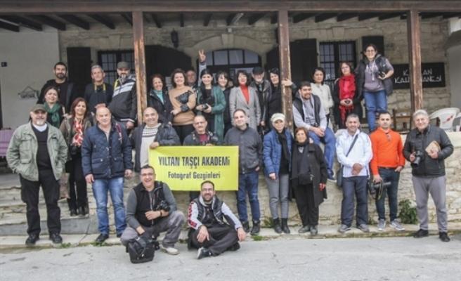 Yıltan Taşçı Akademi'den fotoğraf gezisi