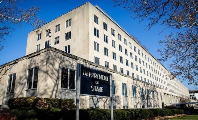 """ABD Dışişleri Bakanlığı: """"NATO müttefiki Türkiye'nin yanındayız"""""""