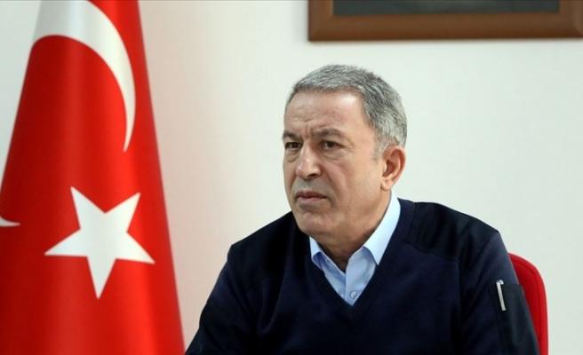 """Akar: """"200'ü aşkın rejim hedefi ağır ateş altına alındı"""""""