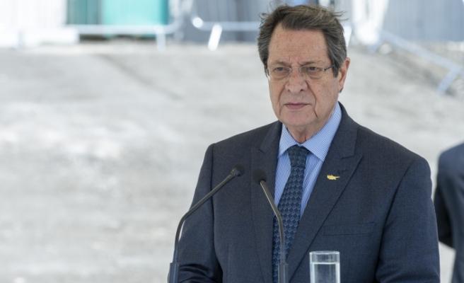"""Anastasiades, kapılarla ilgili konuştu: """"Kıbrıslı Türkleri de korumayı amaçlıyor"""""""