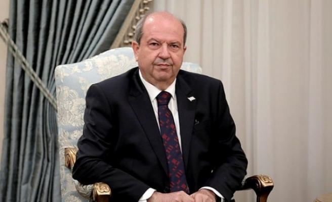Başbakan Tatar,İdlib'de şehit edilen 4 Mehmetçik için mesaj yayımladı