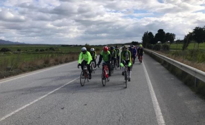 Bisiklet milli takımına 8 genç seçildi