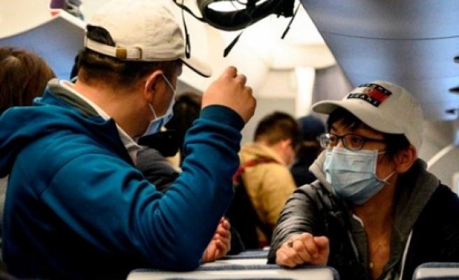 Çinli kadının virüs taşımadığı belirtildi