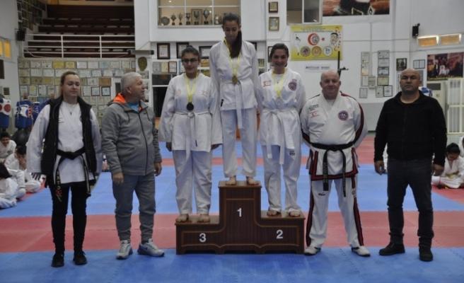 Federasyon Başkanlığı Şampiyonası yapıldı