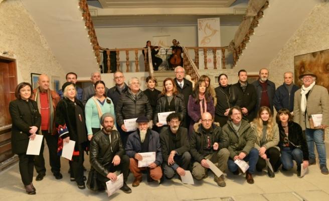 Girne Müzesine dönüştürülmekte olan binada ilk etkinlik