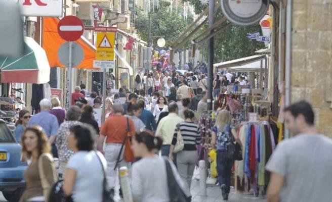 Güney Kıbrıs'ta yaşayan Kıbrıslı Türk sayısı
