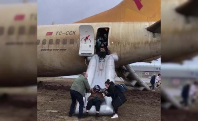 İstanbul'daki uçak kazasında yaralanan 92 yolcu taburcu edildi