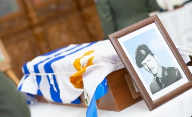 Kayıp Yunan askerin cenazesi teslim edildi