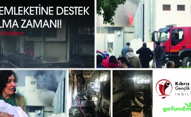 KTGBİ'den Burhan Nalbantoğlu Devlet Hastanesi için yardım kampanyası