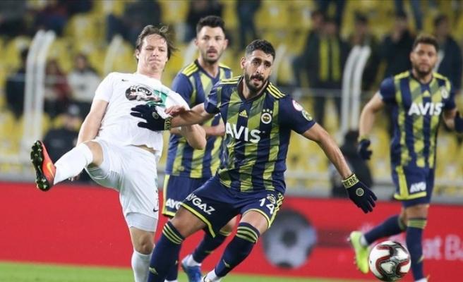 Kupada yarı finale yükselen ilk takım Fenerbahçe oldu