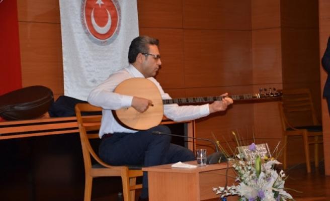 Lefkoşa Yunus Emre Enstitüsü'nde 'Ney ve Tanbur Dinletisi' sunulacak