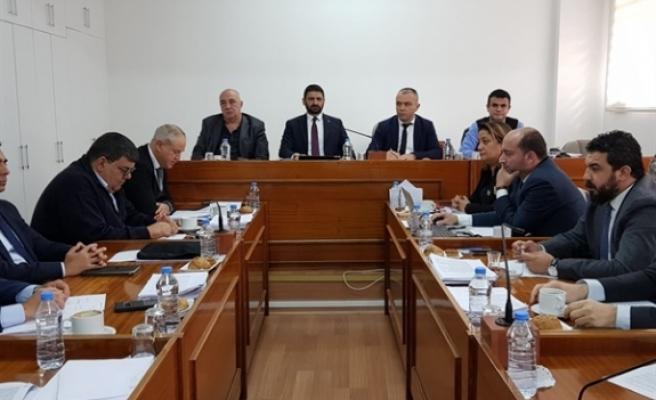 Meclis Ad Hoc Komitesi toplandı