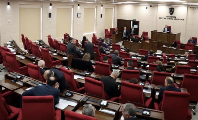 Meclis toplantısı başladı