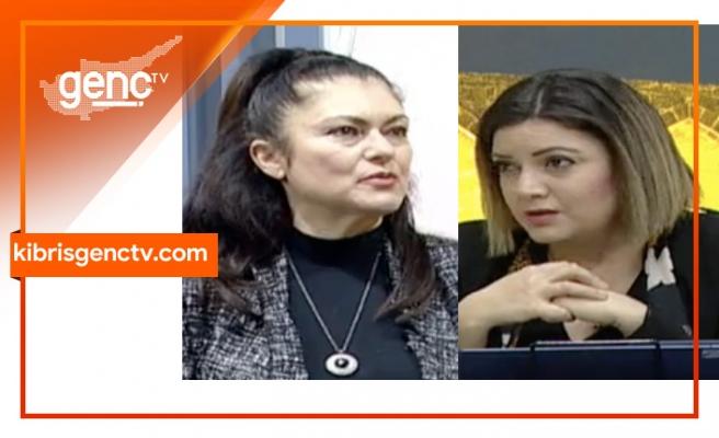 Samani, Kıbrıs Genç Tv'nin konuğu oldu