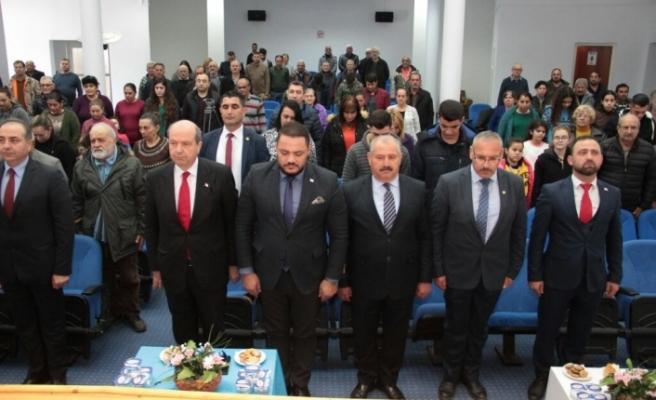 Şanlı Erenköy Direnişi'nde destan yazan Mücahitler için Milli Mücadele Madalyası töreni