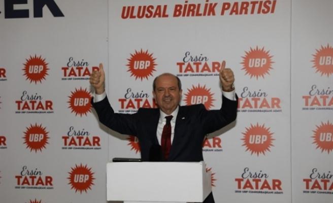 """Tatar: """"KKTC'nin geleceği için kazanmamız lazım"""""""