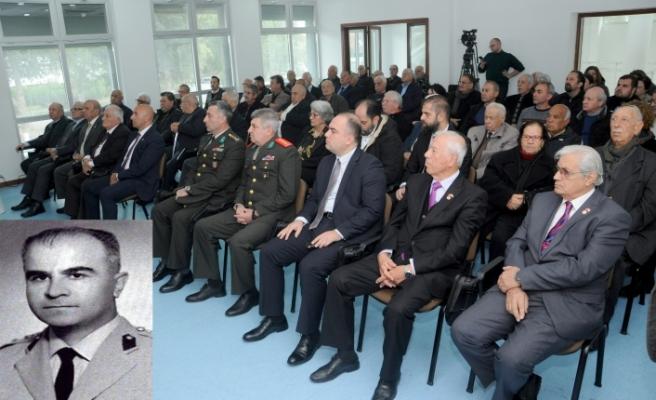 TMT'nin ilk Bayraktarı Emekli Albay Ali Rıza Vuruşkan anıldı