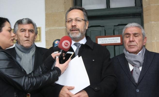 YDP, örtülü ödenek için dava dosyaladı