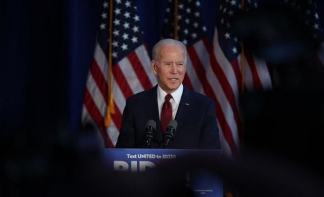 ABD'de başkanlık ön seçimlerinde 6 eyaletin 4'ünde Biden kazandı