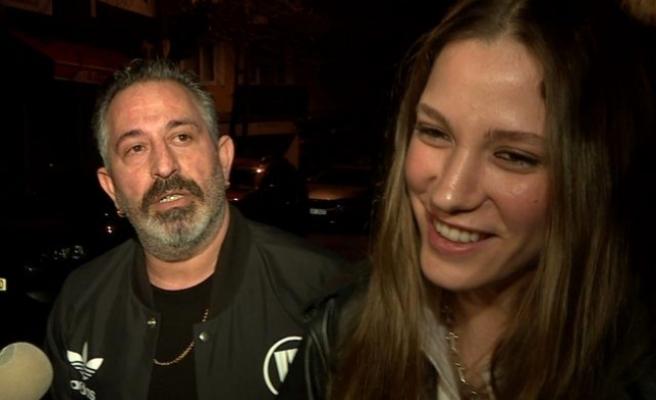 Aşk yaşamaya başlayan Cem Yılmaz ve Serenay Sarıkaya, ilk kez röportaj verdi