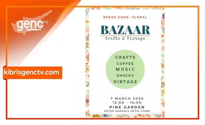"""Baharı karşılama konseptiyle """"Bazaar"""" Büyük Anadolu Otelde"""