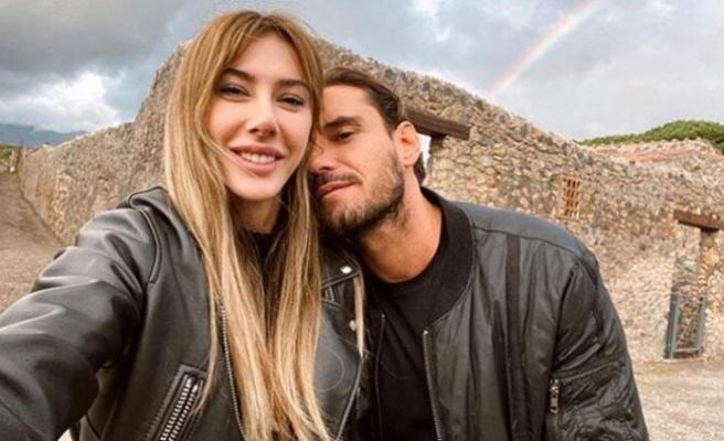 Bakanlık, korona tedbirine uymayan Şeyma'nın İtalyan sevgilisiyle ilgili harekete geçti