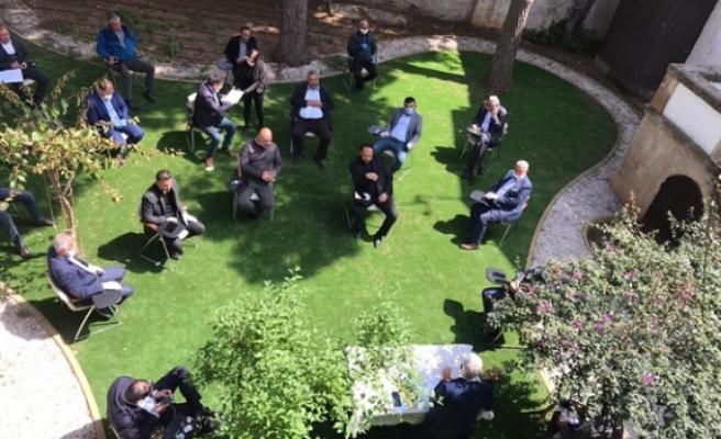 Belediyeler Birliği'nden olağanüstü toplantı