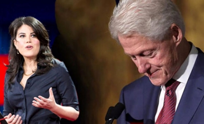Bill Clinton'dan yıllar sonra Monica Lewinsky skandalı itirafı: Yaptığım şey berbattı