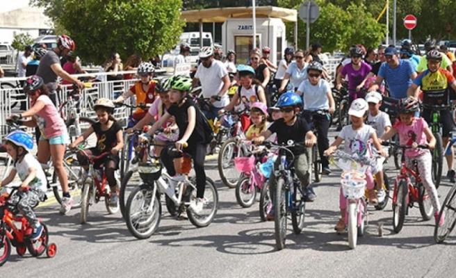 Bisiklet halk gezisi 15 Mart'ta