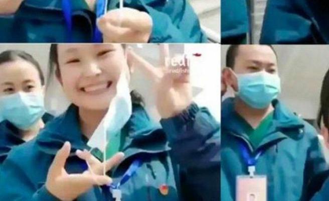 Çin'de hastaneler kapanıyor
