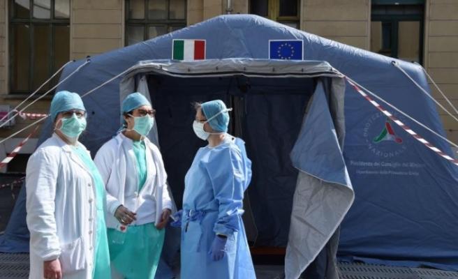 Çin'den Güney Kıbrıs'a tıbbı malzemeler
