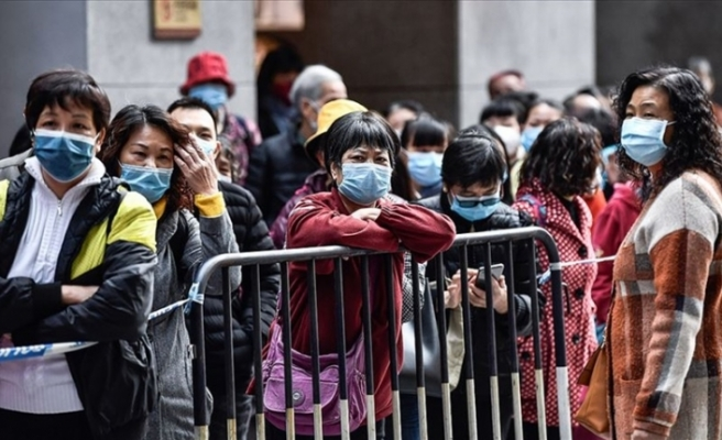 Dünya genelinde Corona Virüs bulaşan kişi sayısı 182 bini aştı