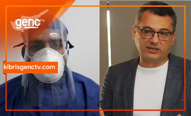 """Erhürman: """"DAÜ'den yerel maske tasarımı güzel bir örnek"""""""
