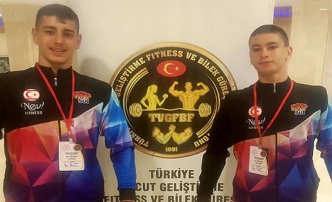 Genç Fitnesçiler Türkiye'de