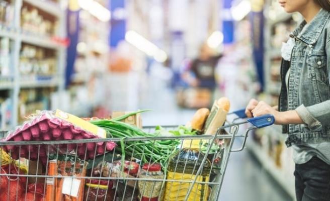 Girne'deki marketlerde önlemler