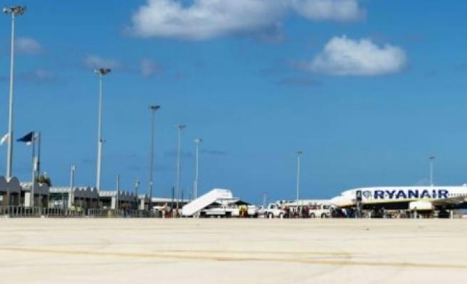 Güney Kıbrıs'tan ayrılan yolcuların sayısı 626'ya ulaştı