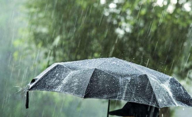 Haftaya yağmur var