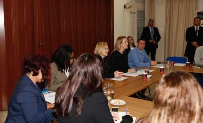İki Toplumlu Sağlık Teknik Komitesi toplandı