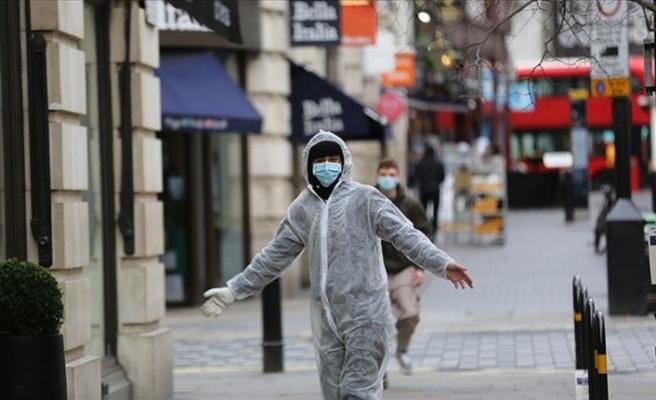 İngiltere'de bir günde koronavirüsten rekor ölüm: 87 kişi daha hayatını kaybetti