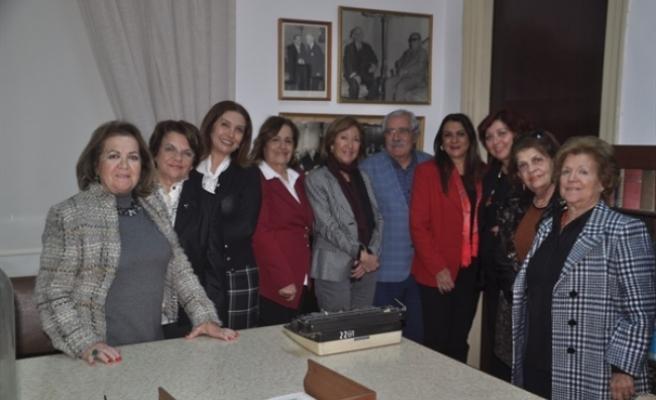 İnönü'nün torunu Dr.Fazıl Küçük Müzesini ziyaret etti