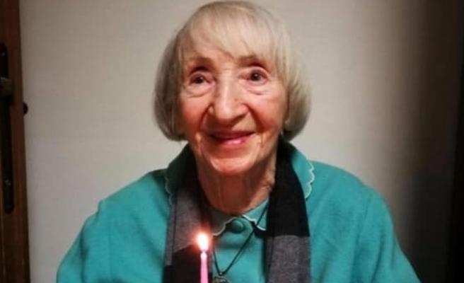 İtalya'da 102 yaşındaki Covid-19 hastası 'Lina Nine' iyileşti
