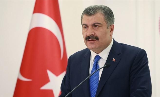 """Koca: """"Türkiye'de koronavirüsten ölenlerin sayısı 3'e yükseldi"""""""