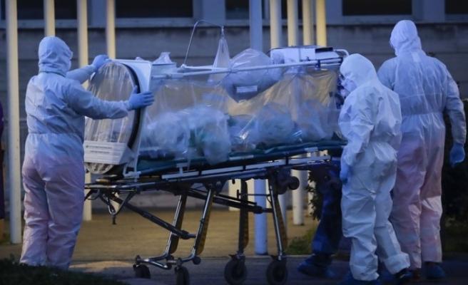 Koronavirüsten ölenlerin sayısı 10 bini aştı