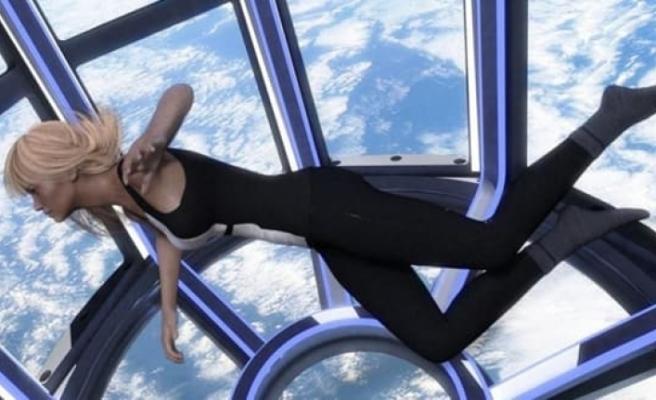 """NASA'nın """"uzay otelinin"""" konaklama fiyatı belli oldu"""