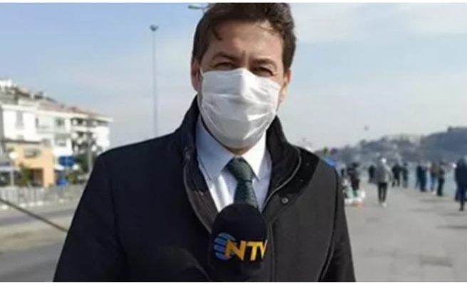 NTV muhabiri Korhan Varol koronavirüs testinin pozitif çıktığını duyurdu
