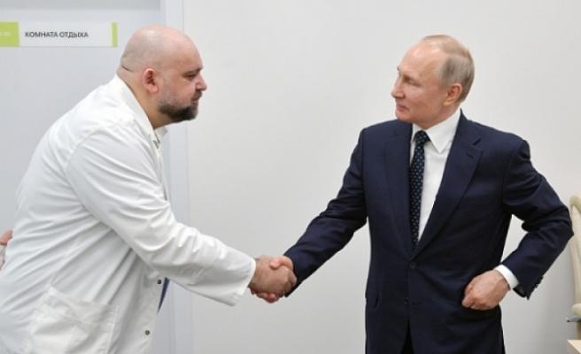 Putin'in geçen hafta görüştüğü doktorda koronavirüs tespit edildi