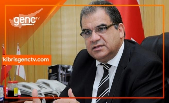 """Sucuoğlu: """"Olumsuz etkilenen özel sektör çalışanlarına ödeme yapılacak"""""""
