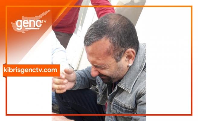 TAK fotomuhabiri Erol Uysal da biber gazına maruz kalarak ciddi şekilde etkilendi