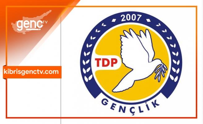 """TDP Gençlik """"Acilen koordinasyon kriz masası kurulmalı"""""""